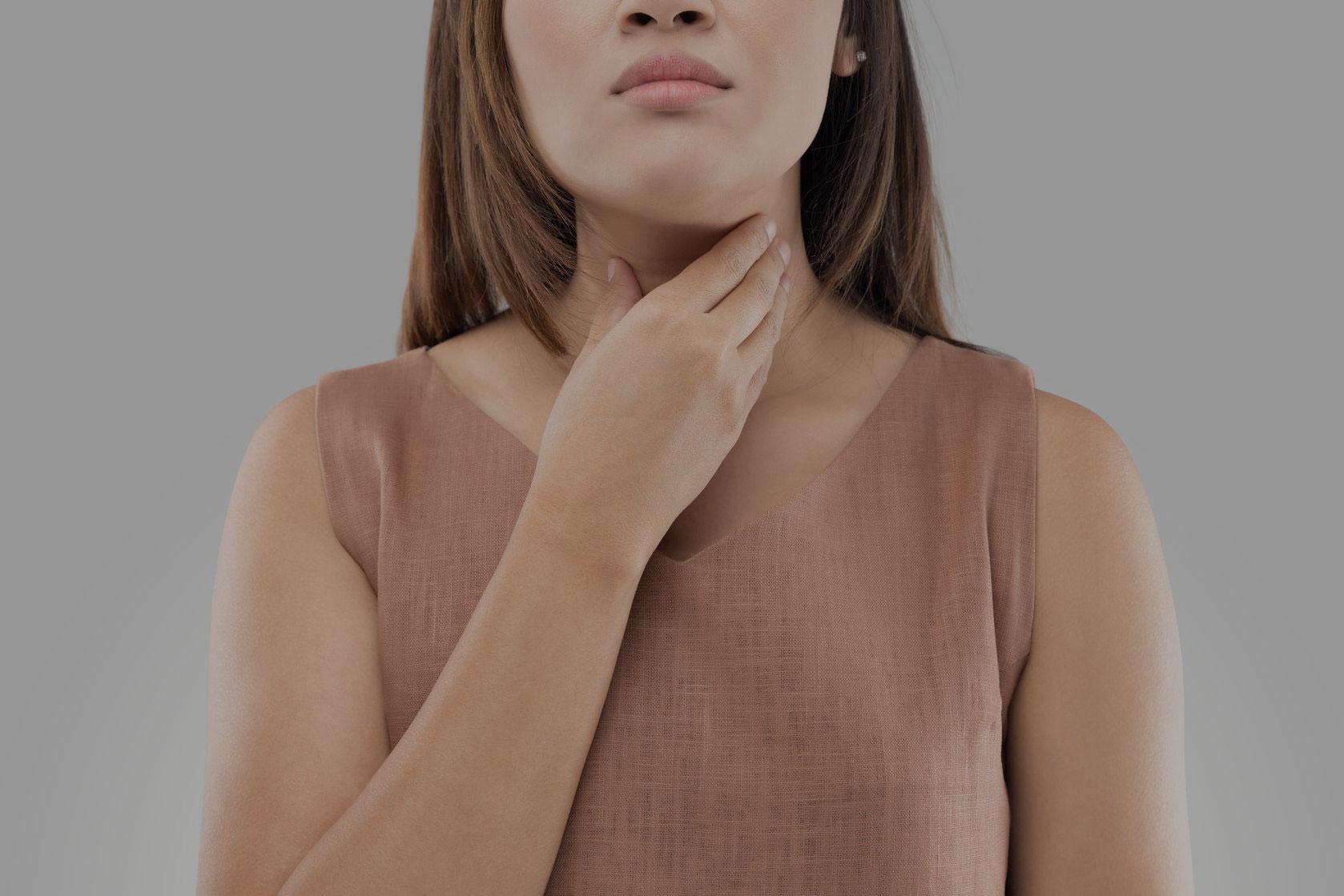 problemas de garganta